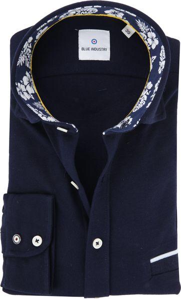 Blue Industry Dunkelblau Hemd