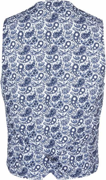 Blue Industry Gilet Donkerblauw