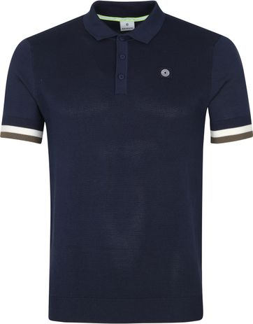 Blue Industry M19 Polo Shirt Navy