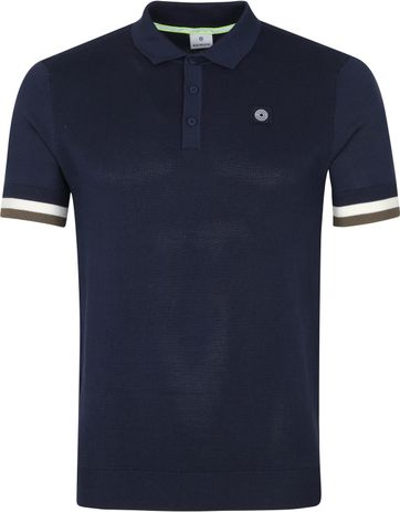 Blue Industry M19 Poloshirt Navy