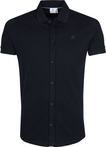 Blue Industry Navy Poloshirt