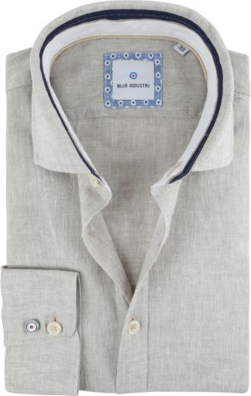 Blue Industry Overhemd Zand