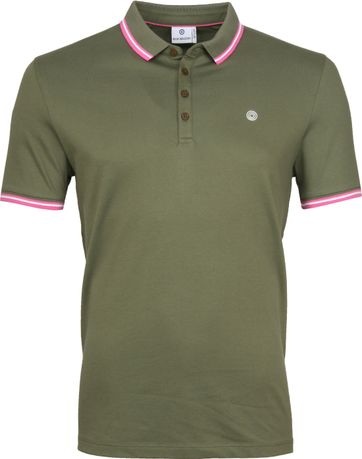 Blue Industry Polo M21 Army