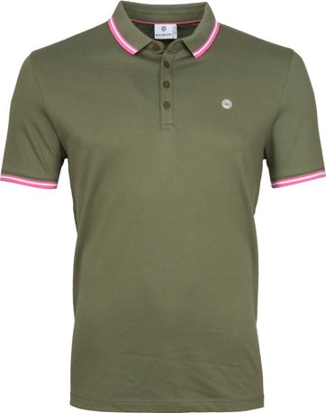 5dd795b5c10 Blue Industry Polo M21 Army
