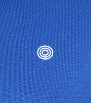 Blue Industry Polo M24 Blauw