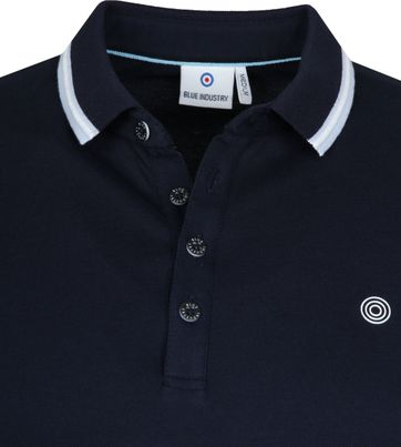 Blue Industry Polo M24 Navy