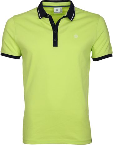 Blue Industry Polo M80 Lime