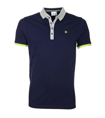 Blue Industry Polo M80 Navy