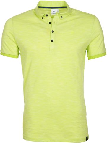 Blue Industry Polo M81 Lime