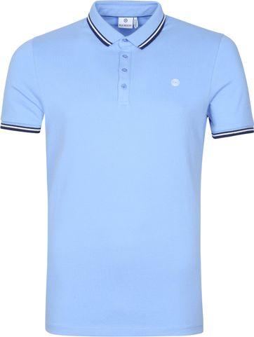 Blue Industry Polo Shirt KBIS21-M24 Light Blue