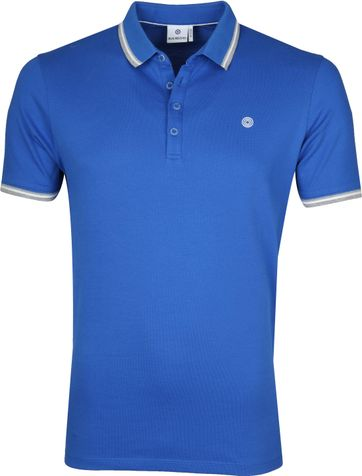 Blue Industry Polo Shirt M24 Blue
