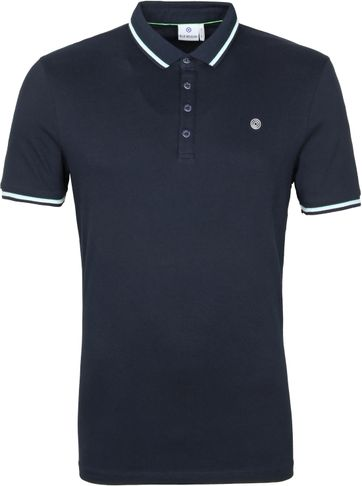 Blue Industry Polo Stretch M24 Navy