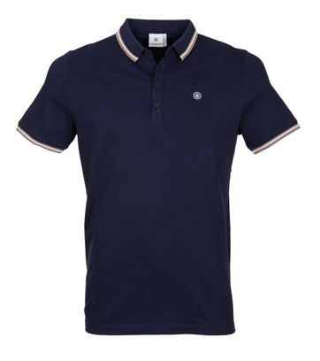 Blue Industry Polo uni Navy