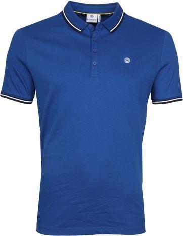Blue Industry Poloshirt M21 Cobalt
