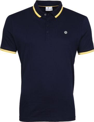 Blue Industry Poloshirt M21 Navy