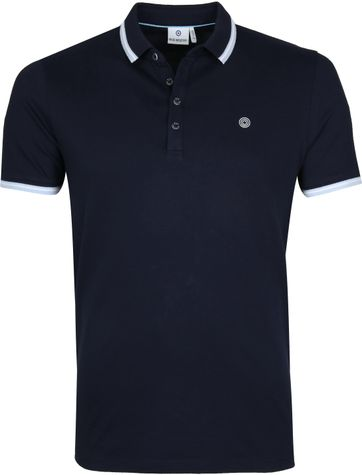 Blue Industry Poloshirt M24 Navy
