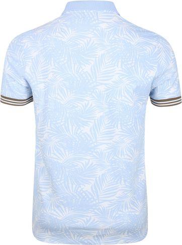 Blue Industry Poloshirt Sky Light Blue