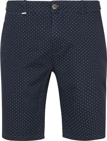 Blue Industry Short M7 Donkerblauw
