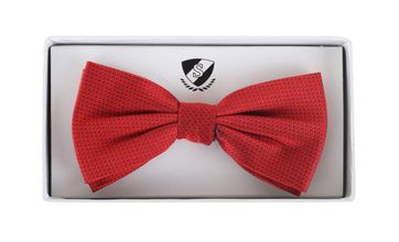 Bow Tie Silk Red