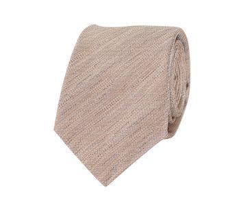Braune Krawatte Motiv