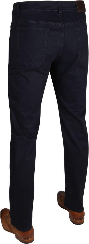 gut aus x verkauft begehrte Auswahl an Brax Broek Cooper Fancy Perma Blue 80-2000 07863220 online ...