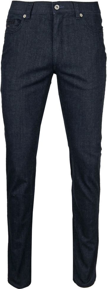 Brax Cadiz Flex Trousers Navy