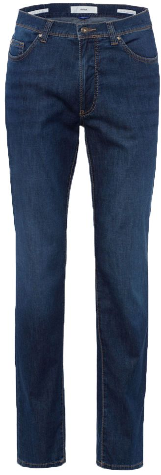 Brax Cadiz Jeans Ultralight Donkerblauw