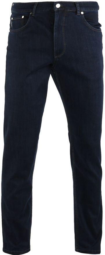 Brax Cooper Denim Jeans Dunkel Five Pocket