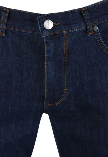 Detail Brax Cooper Denim Jeans Five Pocket