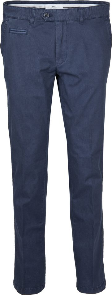 Brax Everest Chino Donkerblauw