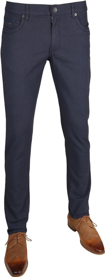 Brax Pants Cadiz Navy