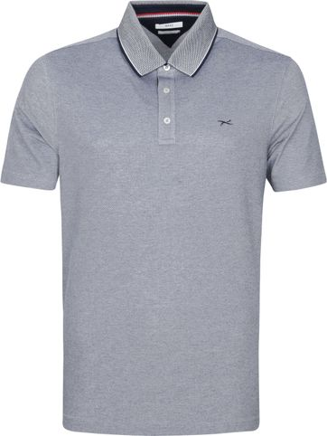 Brax Polo Petter Donkerblauw
