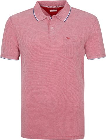 Brax Polo Shirt Paddy Red