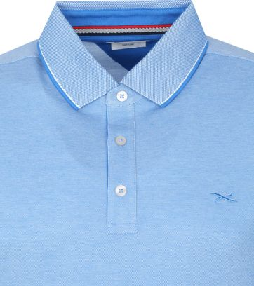 Brax Polo Shirt Petter Blau