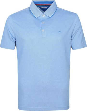 Brax Polo Shirt Petter Blue