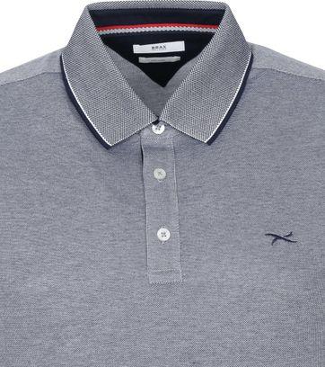 Brax Polo Shirt Petter Dunkelblau