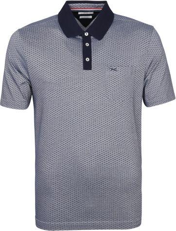 Brax Polo Shirt Pieter Dunkelblau