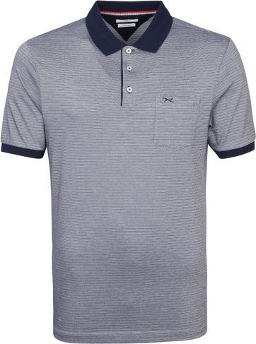 Brax Polo Shirt Pit Dunkelblau