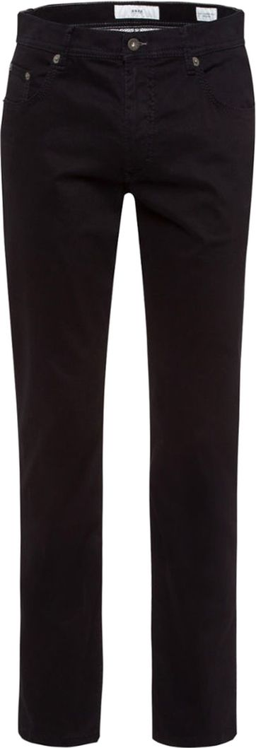 Brax Trousers Cooper Fancy Black
