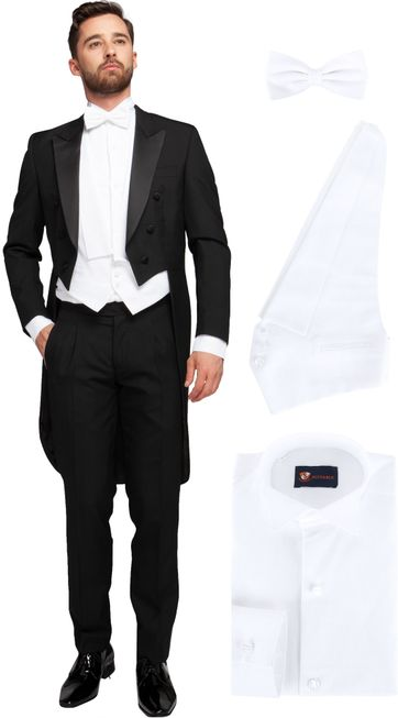 Budapest Tailcoat + Accessories
