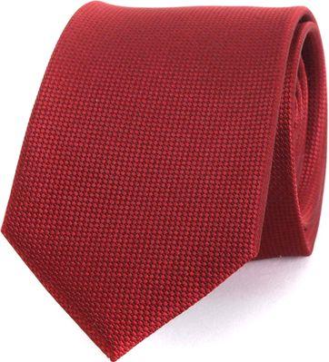 Burgundrot Krawatte 03A