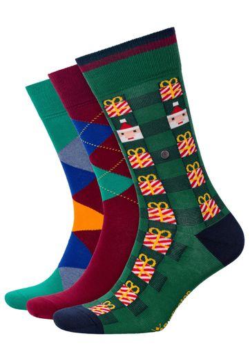 Burlington Christmas Sock Gift Pack