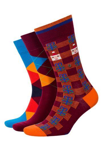 Burlington Christmas Socks Gift Pack