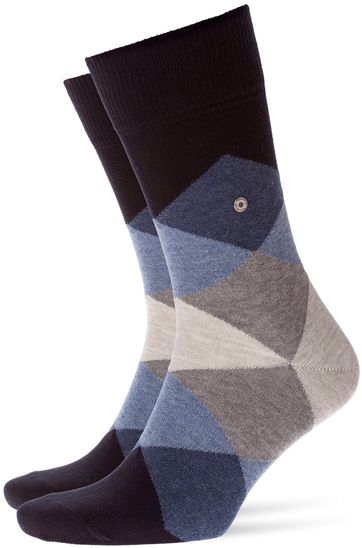 Burlington Clyde Sock 6376