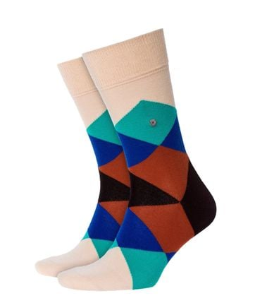 Burlington Clyde Socks Multi Color