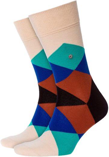 Burlington Clyde Socks Multi Color