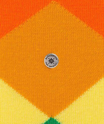 Detail Burlington Clyde Sok Oranje