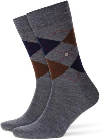 Burlington Socken Edinburgh 3084
