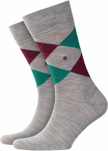 Burlington Socken Edinburgh 7766