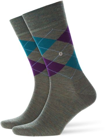 Burlington Socken Edinburgh 7927